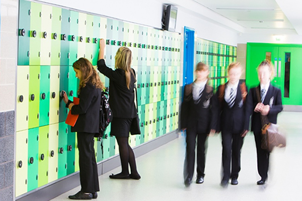 Lockers For Schools, Colleges and Universities