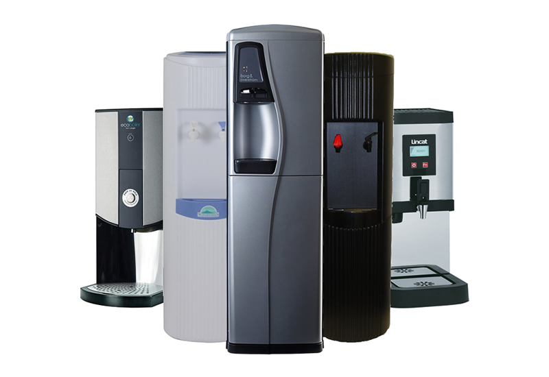 Easily update school water coolers & boilers with Utility Rentals