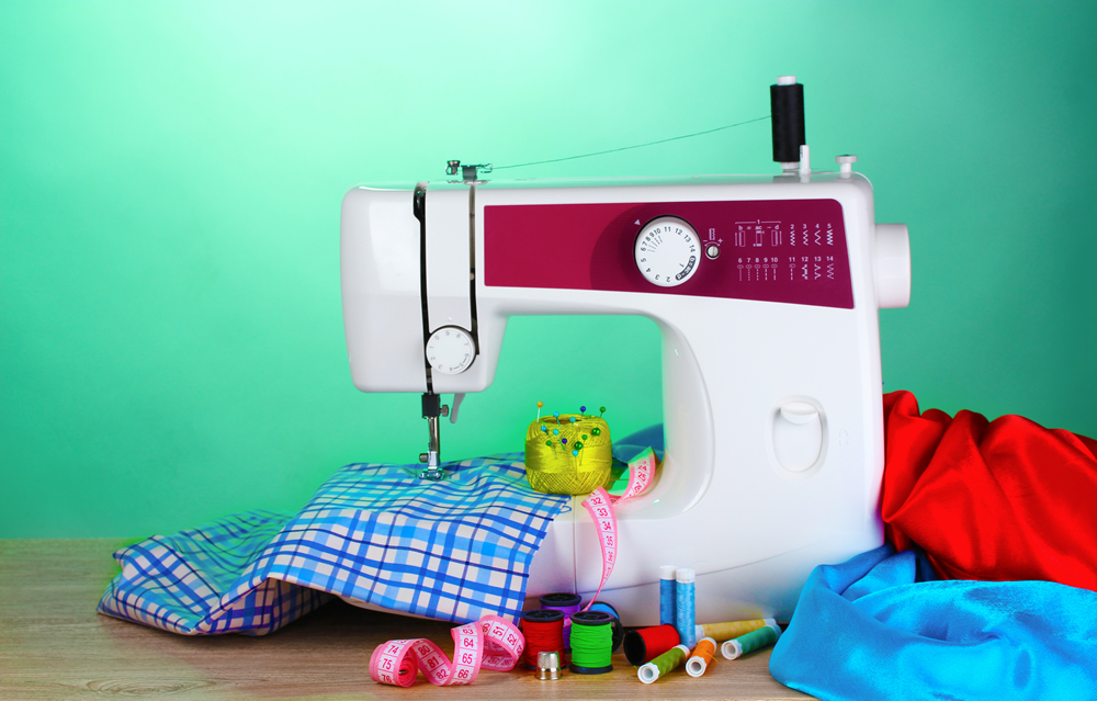 Servicing your school's sewing machines is a thing of the past with our breakdown warranty!