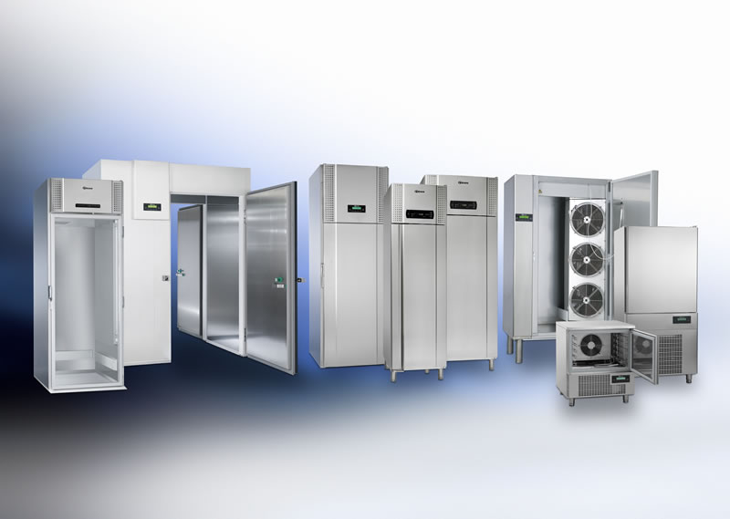 Produce high quality food ahead of time with a blast chiller or freezer