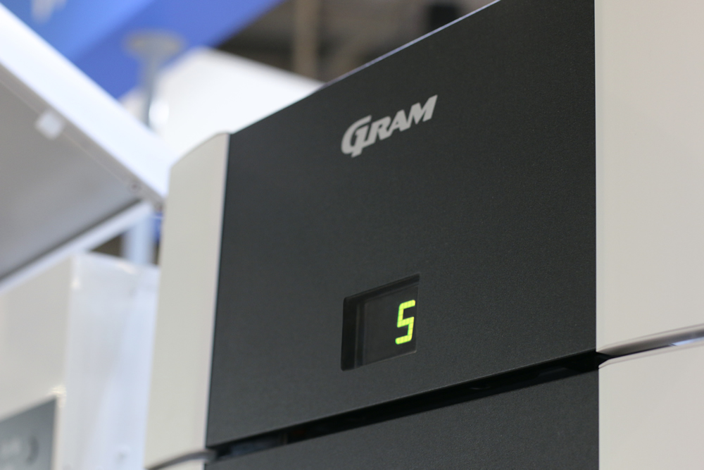 Gram…providing commercial refrigeration equipment to schools that are built to last!
