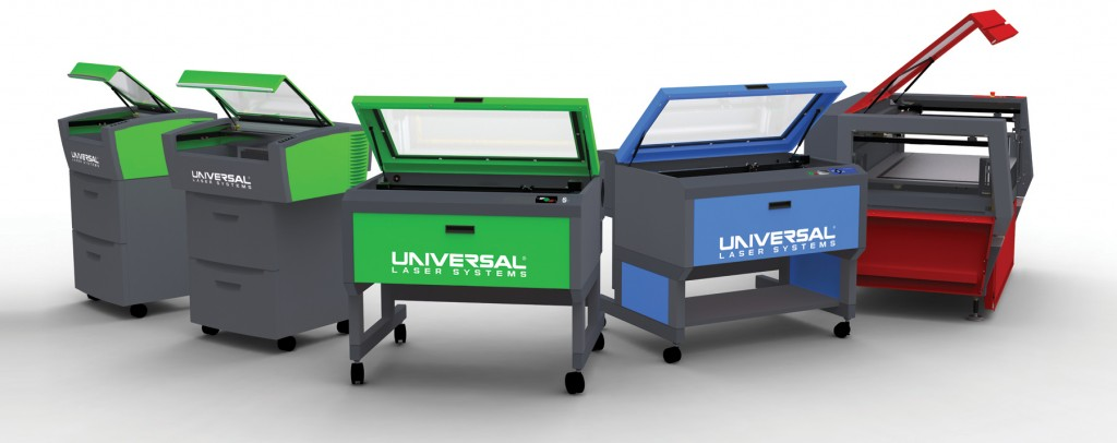 Universal Laser Systems; providing reliable, school friendly laser cutters