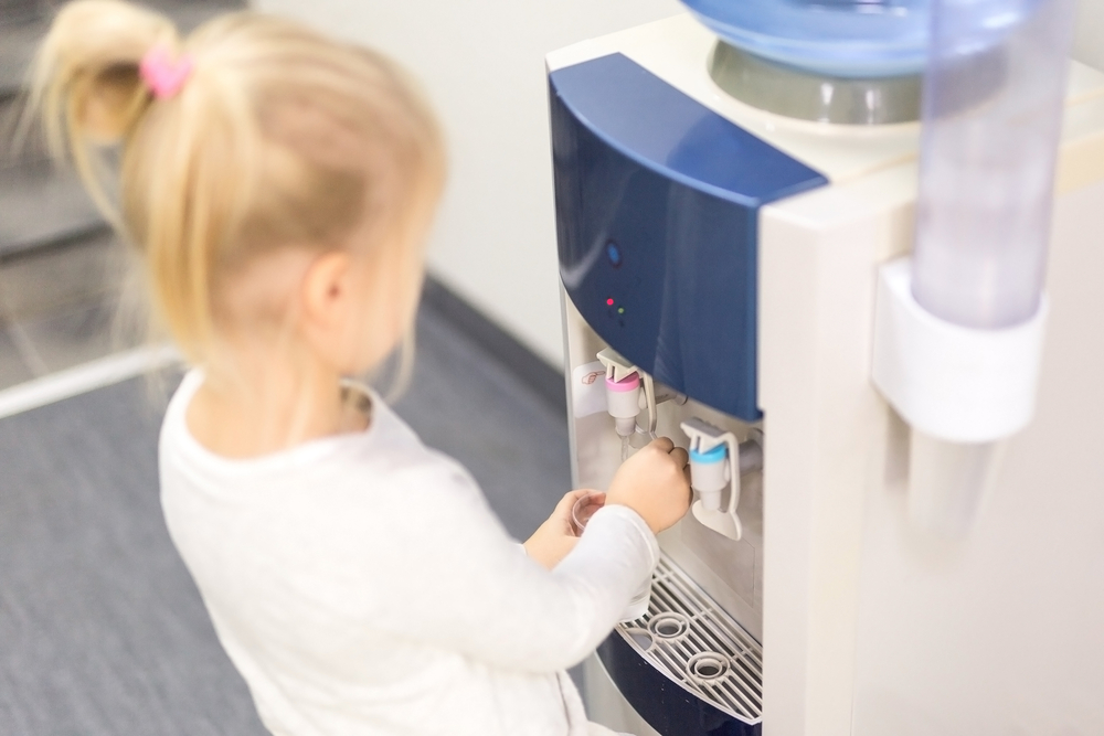 5 steps to keep your school water coolers clean