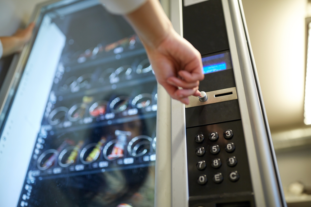 4 seriously sweet benefits of vending machines in schools