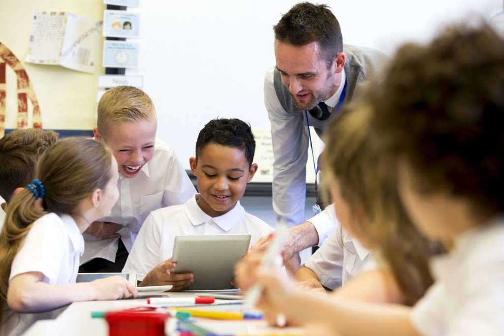 Under the spotlight: The iPad Pro in education
