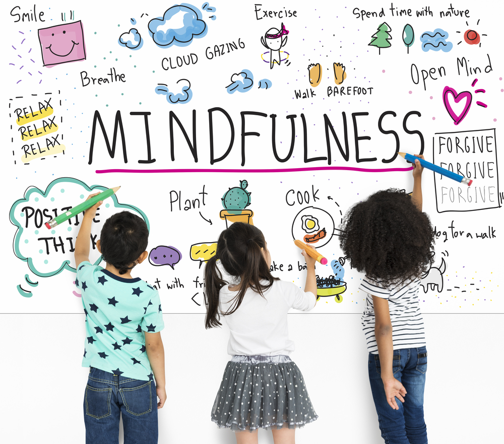 4 ways mindfulness for children can boost well-being