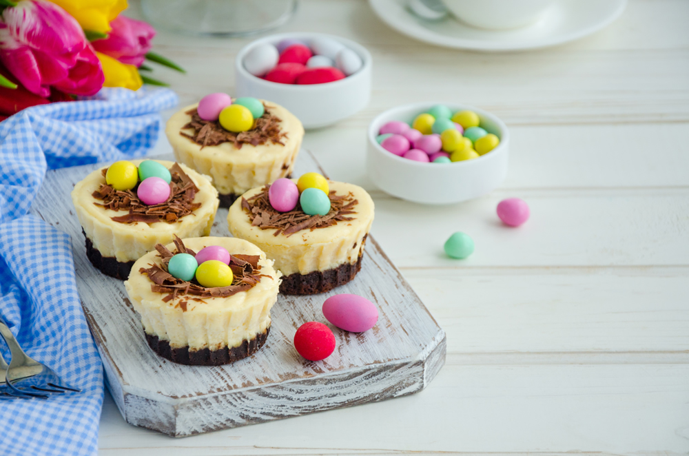 3 chocolate Easter recipes for schools