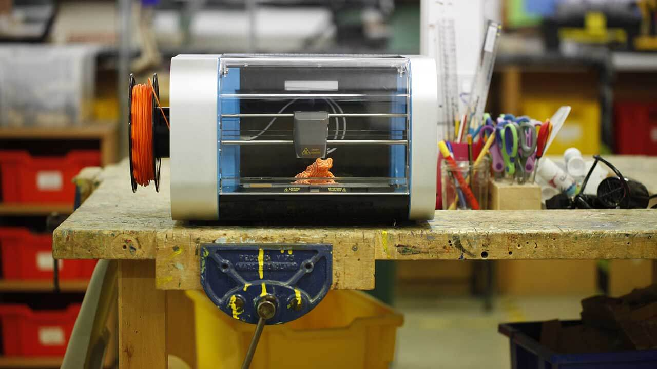 A new dawn for 3D printing in schools?
