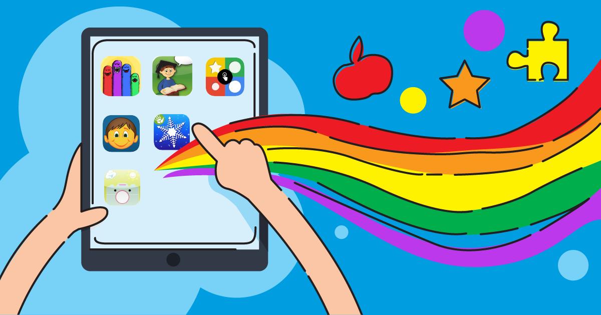 3 amazing iPad apps for SEN students