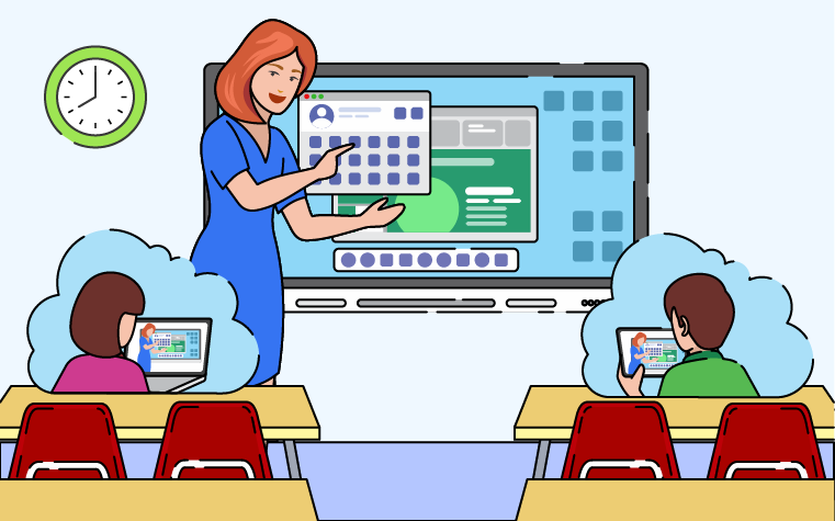 4 ways technology can support social distancing in the classroom