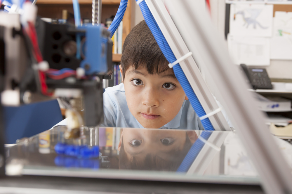 Choosing a 3D Printer for your School