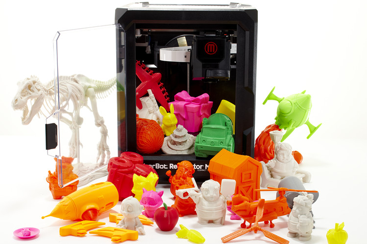 Long Close School rent their first 3D Printer from Utility Rentals