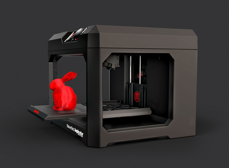 MakerBot 3D Printers – the perfect range for education
