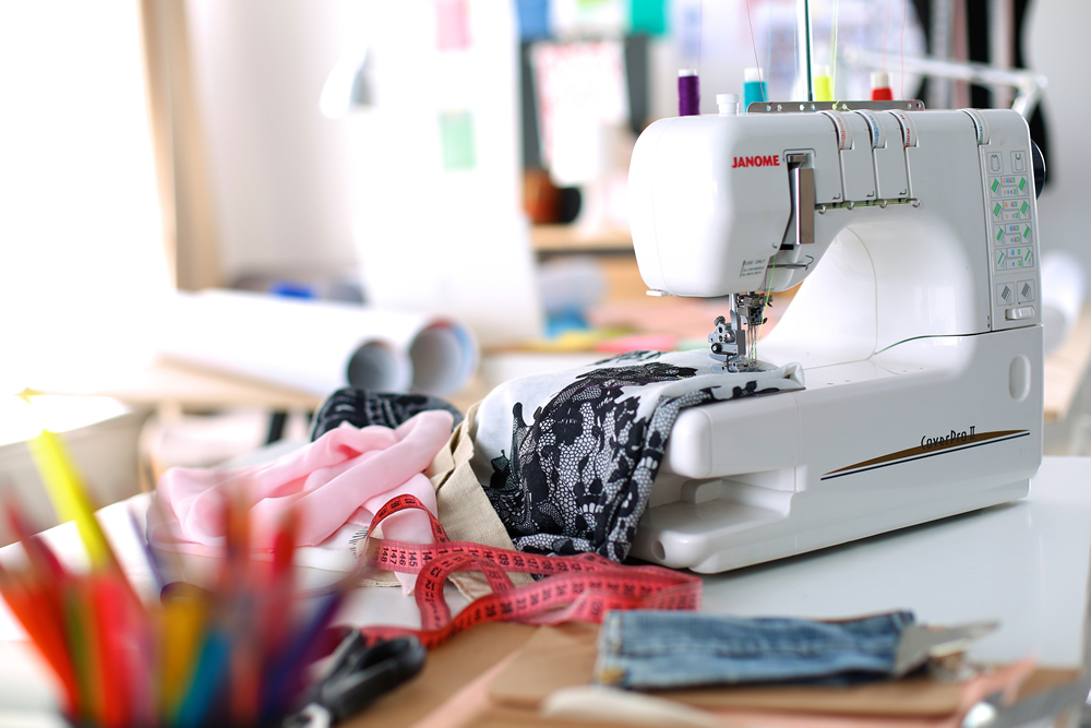 Honiton Community College upgrade their sewing machines with the help of Utility Rentals