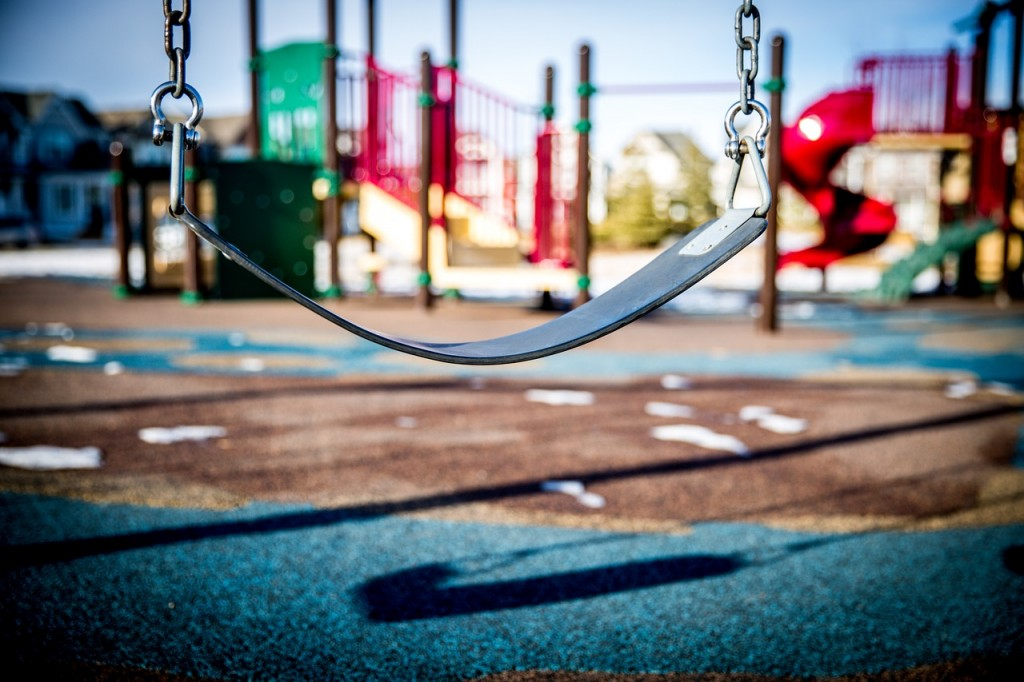 Spring is here: it's time to spruce up school playgrounds