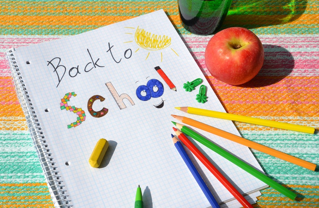 Back to school! Equipment to help students settle in