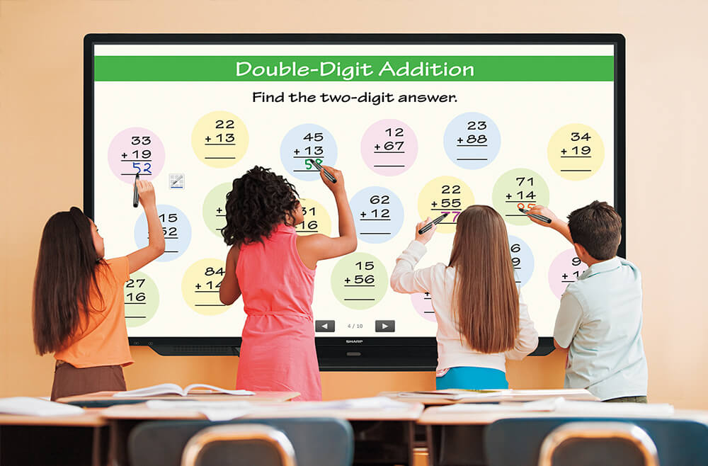 4 ways interactive screens can boost education