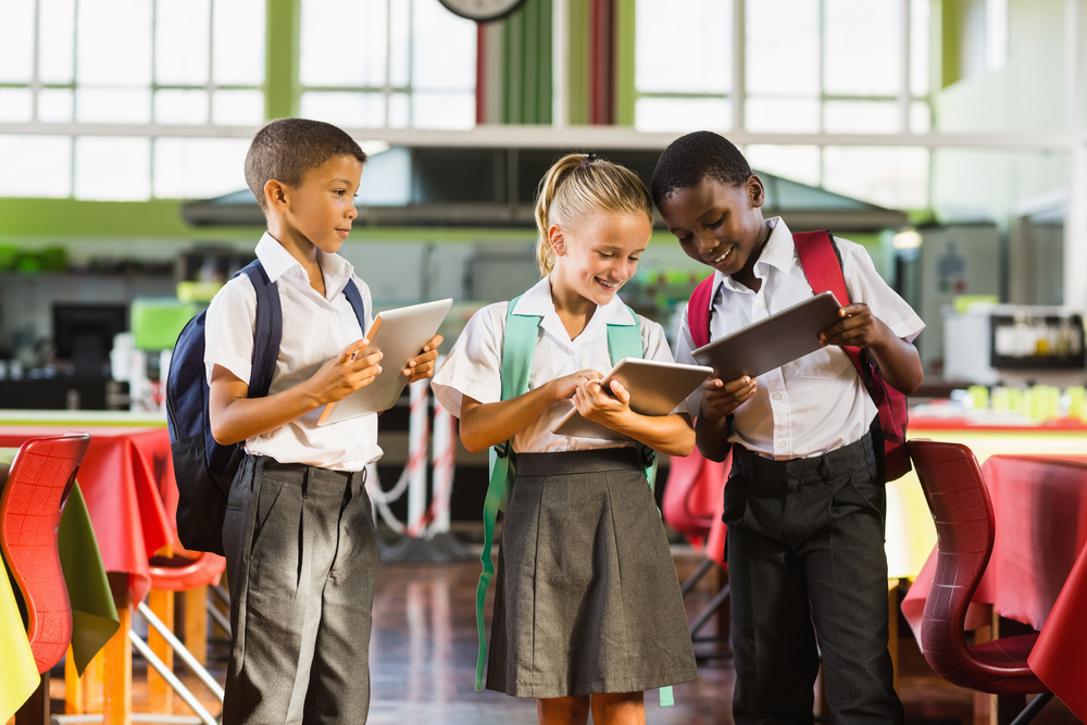 Are paperless schools the future?