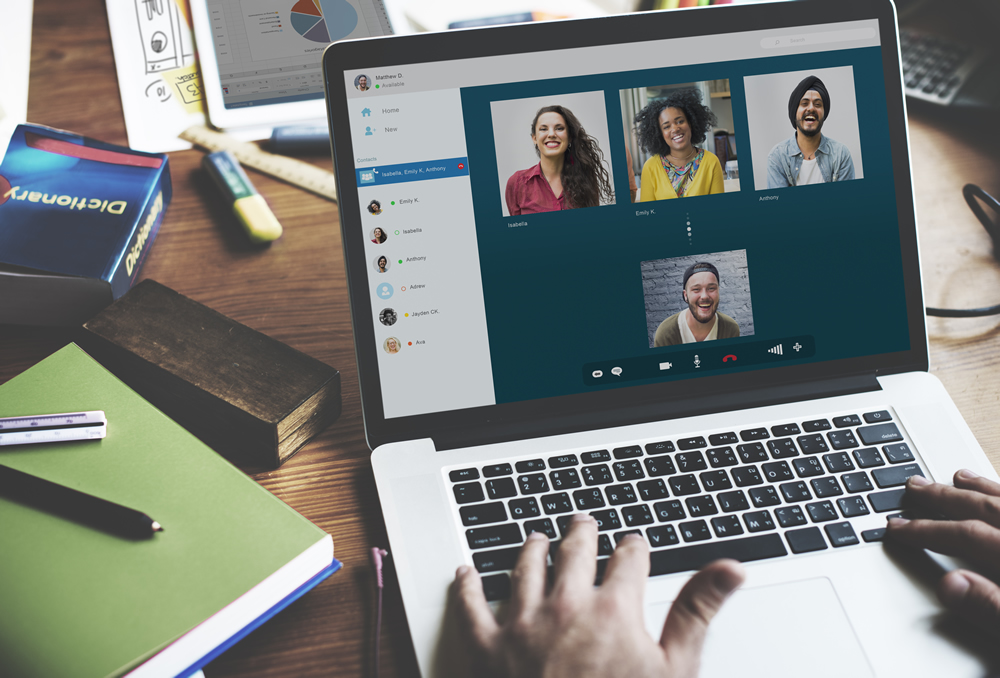 Still here for you: our meetings go virtual!