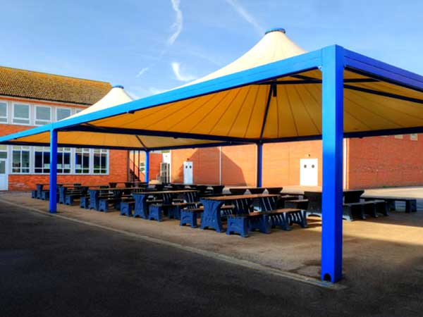 Why invest in a playground canopy?