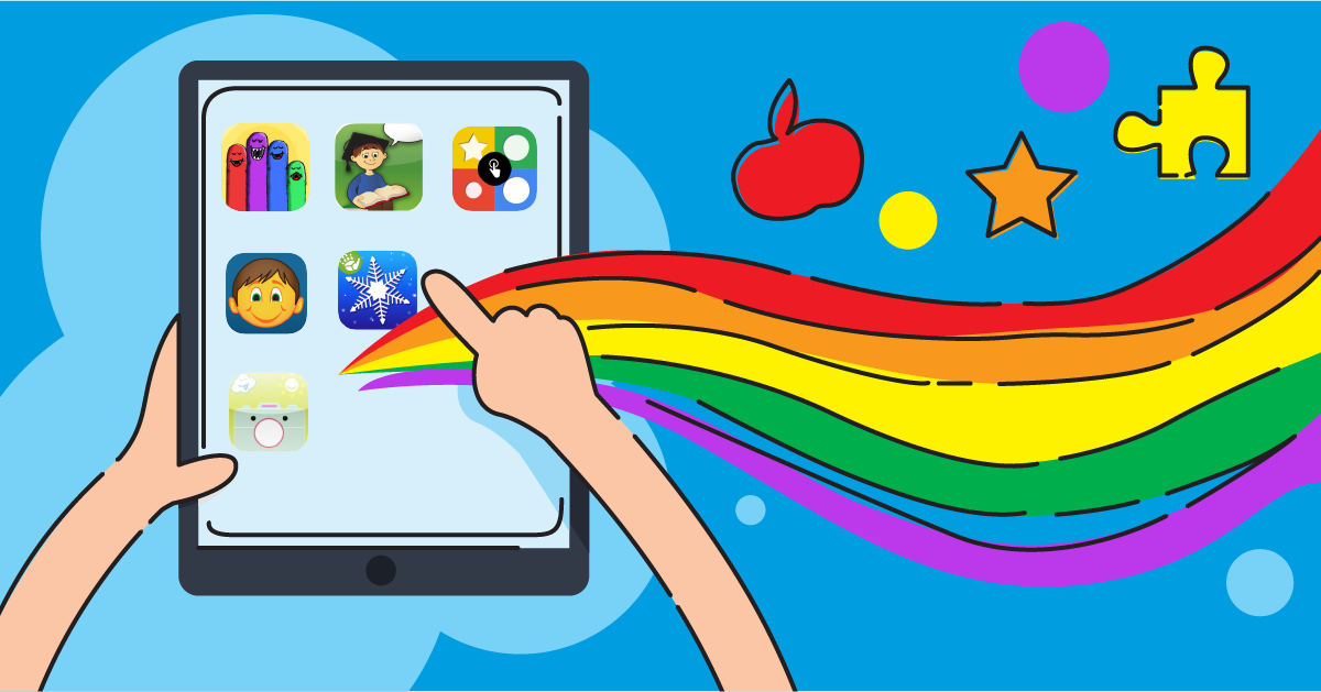 3 amazing iPad apps for SEN students
