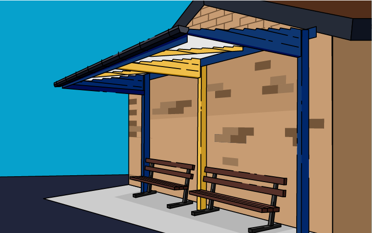 Why invest in parent waiting canopies?